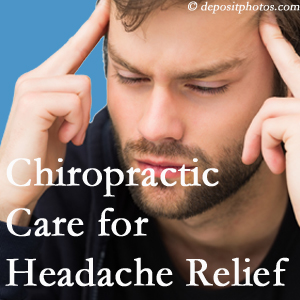 Aaron Chiropractic Clinic offers Fort Wayne chiropractic care for headache and migraine relief.