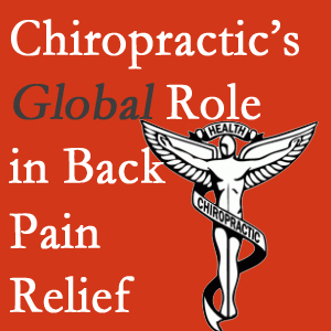 Aaron Chiropractic Clinic is Fort Wayne's chiropractic care hub and is excited to be a part of chiropractic as its value for back pain relief grow in recognition.