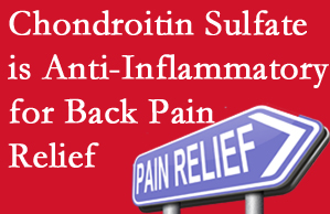 Fort Wayne chiropractic treatment plan at Aaron Chiropractic Clinic may well include chondroitin sulfate!