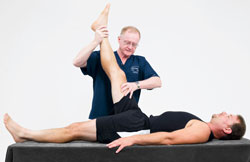 cox basic low back exercises to accompany chiropractic